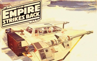 Random: Vintage: Empire Strikes Back