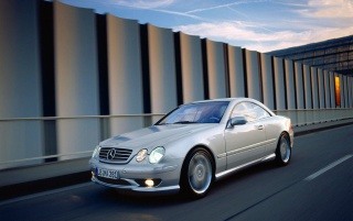 CL 55 AMG wallpapers and stock photos