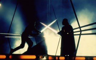 Random: Luke Skywalker vs Darth Vader