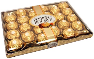 Next: Ferrero Rocher