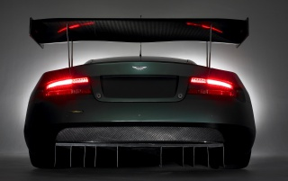 DBR9 rear wallpapers and stock photos