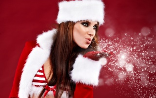 Christmas babe wallpapers and stock photos