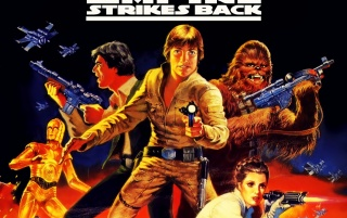 Empire Strikes Back Cover wallpapers and stock photos