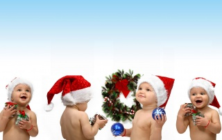 Santa kids wallpapers and stock photos