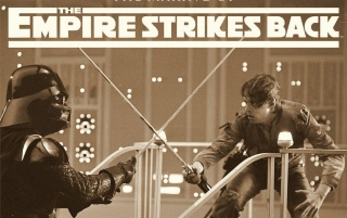 Random: Making of Empire Strikes Back