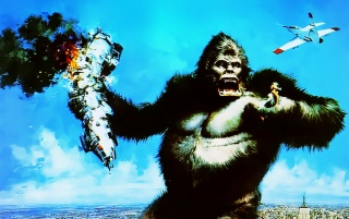 The Art of King Kong wallpapers and stock photos