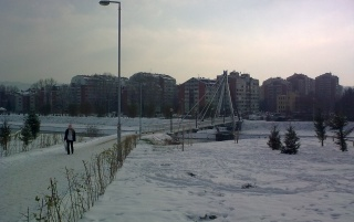 Winter in Niš (4) wallpapers and stock photos