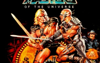 Random: Masters of the Universe