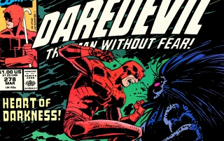 Daredevil Comic wallpapers and stock photos