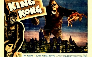 Vintage Cinema: King Kong wallpapers and stock photos