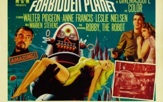 Forbidden Planet wallpapers and stock photos