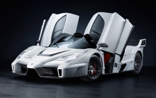 Ferrari Enzo MIG-U1 wallpapers and stock photos