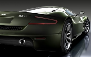 Next: Aston Martin AMV10