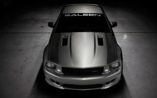 Ford Mustang Saleen wallpapers and stock photos
