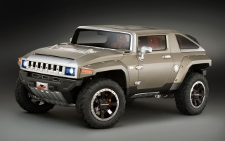 Hummer HX Concept wallpapers and stock photos
