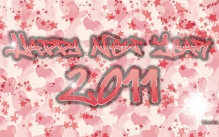 Happy New Year 2011 wallpapers and stock photos