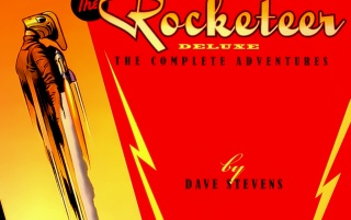 The Rocketeer wallpapers and stock photos