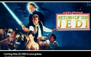 Previous: StarWars: Return of the Jedi
