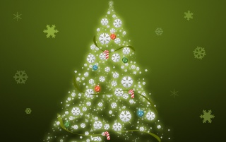 Random: Simple christmas tree