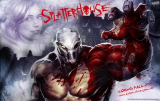 Splatterhouse wallpapers and stock photos