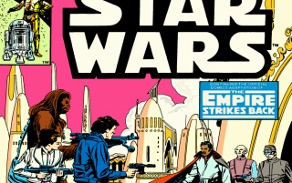 The Empire Strikes Back Comic wallpapers and stock photos