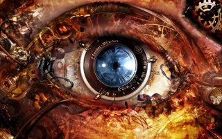 Machine Eye wallpapers and stock photos