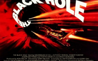 Classic Cinema: Black Hole wallpapers and stock photos