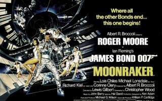 James Bond in Moonraker wallpapers and stock photos