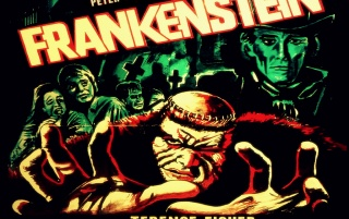 Classic Cinema: Frankenstein wallpapers and stock photos