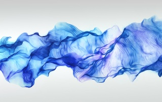 Blue silk wallpapers and stock photos