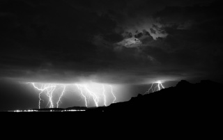 Thunderstorm wallpapers and stock photos