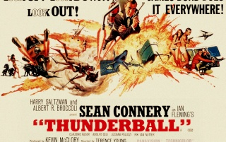 Thunderball wallpapers and stock photos