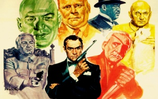 Random: The Illustrated James Bond