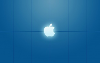 Moonlit Apple Store wallpapers and stock photos