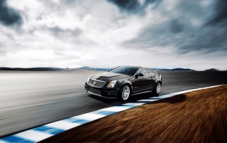 2011 Cadillac CTS Coupe V wallpapers and stock photos