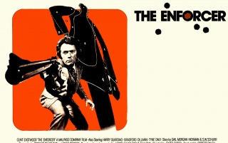 Dirty Harry is The Enforcer wallpapers and stock photos