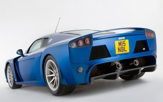 Noble M15 rear wallpapers and stock photos
