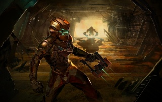 Dead Space 2 wallpapers and stock photos
