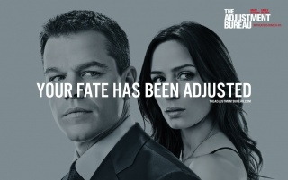 The Adjustment Bureau 2 wallpapers and stock photos