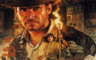 Die Kunst des Drew Struzan wallpapers and stock photos