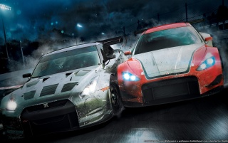 NFS: Shift 2 Unleashed wallpapers and stock photos
