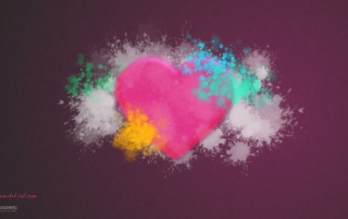 Love Splash wallpapers and stock photos