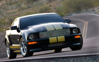 Ford Shelby GT 2006 wallpapers and stock photos