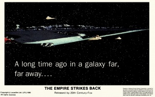 Random: Empire Strikes Back lobby card