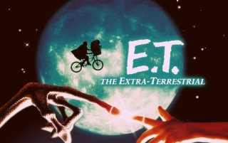 E.T. the Extra Terrestrial wallpapers and stock photos
