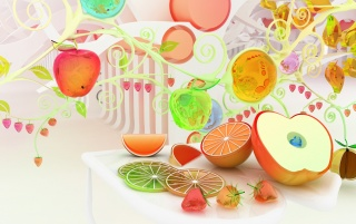 Fruity wallpapers and stock photos