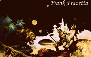 Previous: The Art of Frank Frazetta