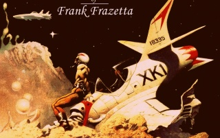 Next: The Art of Frank Frazetta
