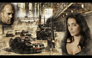 Death Race wallpapers and stock photos
