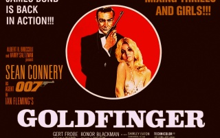 Previous: James Bond in Goldfinger